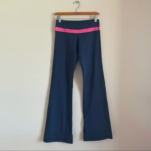 lululemon Reversible Groove Pants - 6 TALL